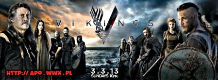 Vikings – sezon 1