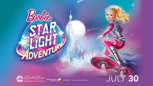 Barbie: Gwiezdna przygoda / Barbie: Star Light Adventure