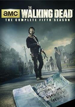 Walking Dead - The Complete Fifth Season