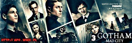 Gotham – sezon 3