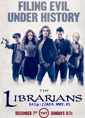 The Librarians – sezon 1