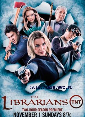 The Librarians – sezon 2