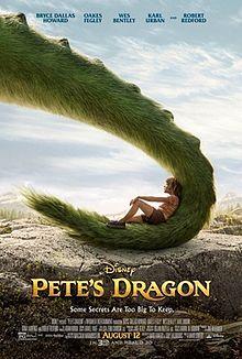Mój przyjaciel smok (2016) Pete's Dragon (original title) PG | 1h 43min | Adventure, Family, Fantas