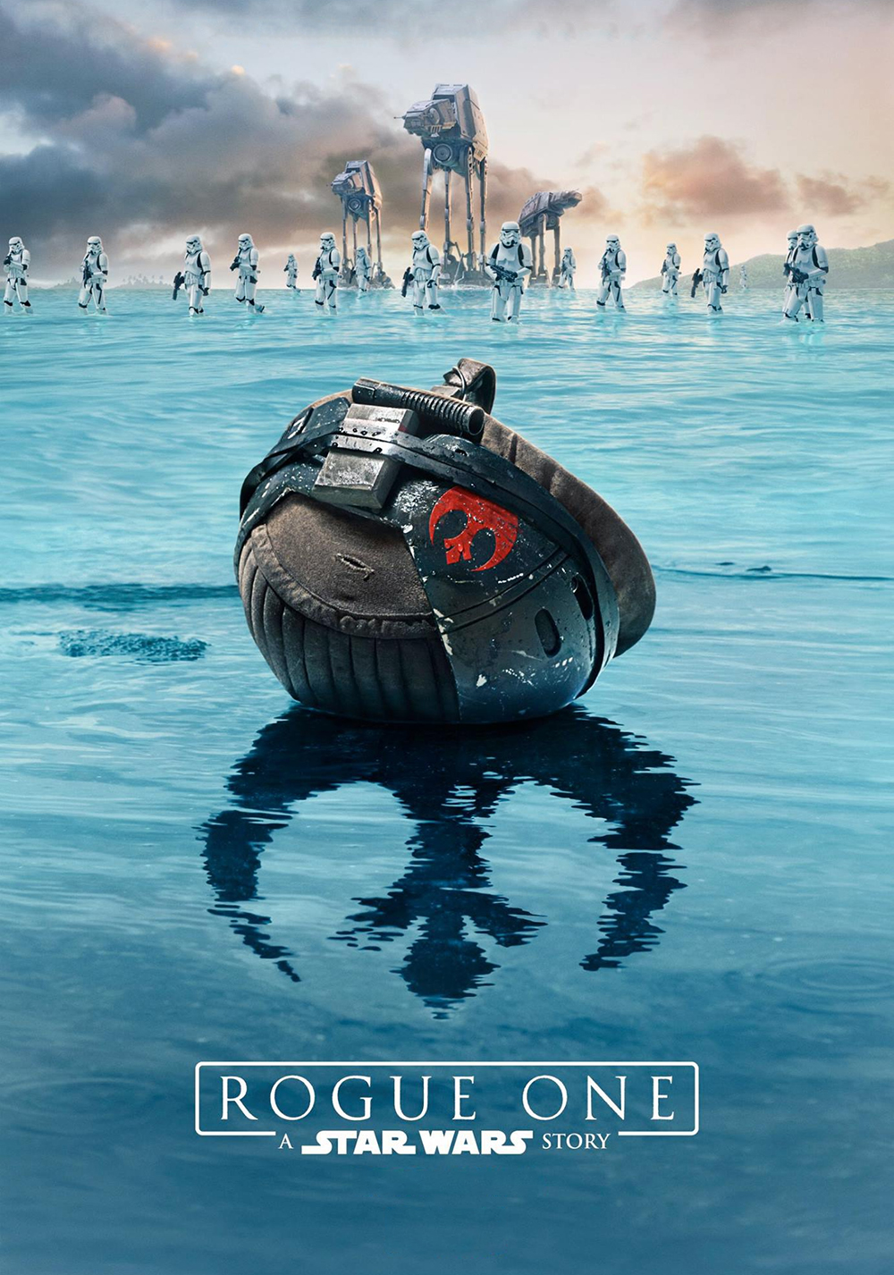 Łotr 1. Gwiezdne Wojny Historie / Rogue One: A Star Wars Story (2016)[BRRip 1080p / PLSUBBED]