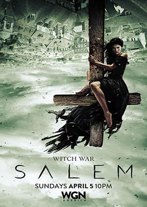 Salem – sezon 2