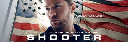 Shooter – sezon 1