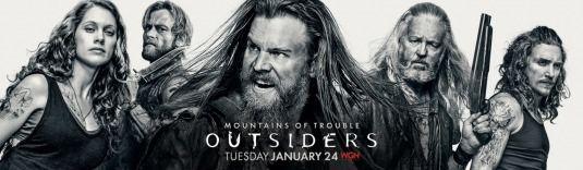 Outsiders – sezon 2