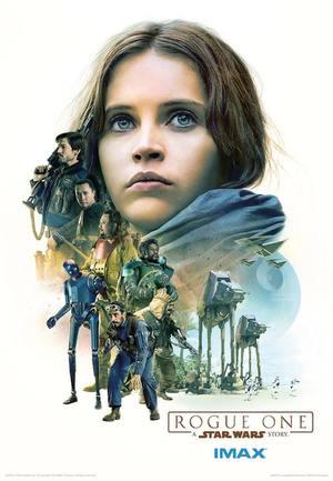 Rogue One: A Star Wars Story / Łotr 1. Gwiezdne wojny historie