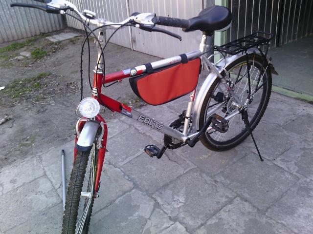 Sprzedam rower miejski FOLTA – koła 26′ – JAK NOWY