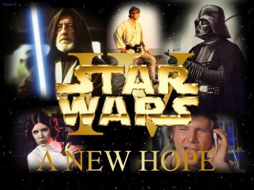 Gwiezdne wojny Część IV – Nowa nadzieja / Star Wars Episode IV – A New Hope