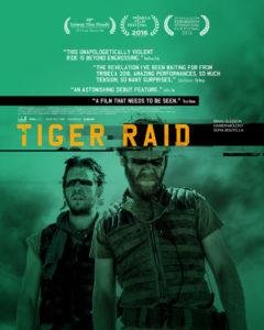 Porwanie / Tiger Raid (2016)