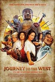 Wyprawa na Zachód: Łowcy Demononów / Journey to the West: Conquering the Demons (2013)