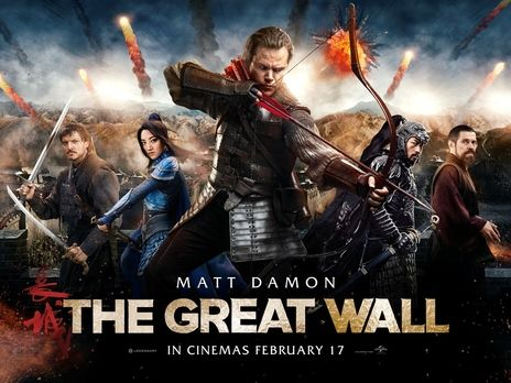 THE GREAT WALL / WIELKI MUR (2016)