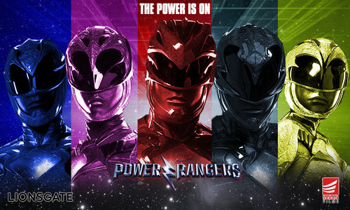 Power Rangers / Saban's Power Rangers (2017)
