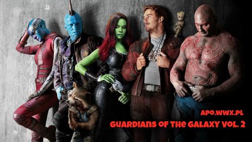 Strażnicy Galaktyki vol. 2 / Guardians of the Galaxy Vol. 2 (2017)