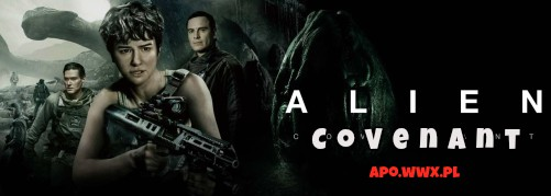 Obcy: Przymierze / Alien Covenant (2017)