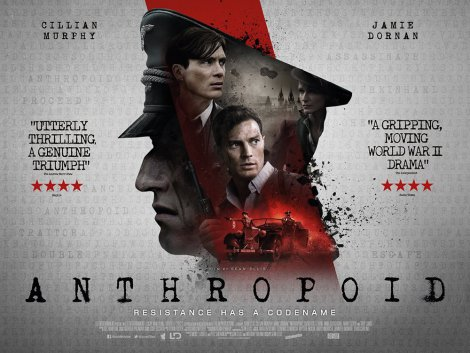Operacja Anthropoid / Anthropoid (2016)