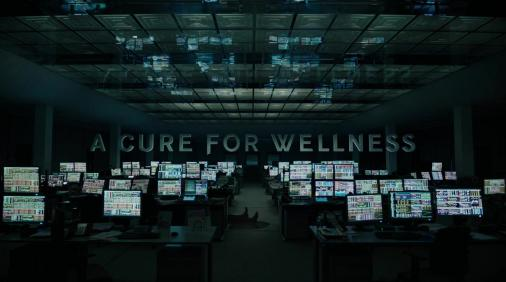 Lekarstwo na życie / A Cure for Wellness (2016)