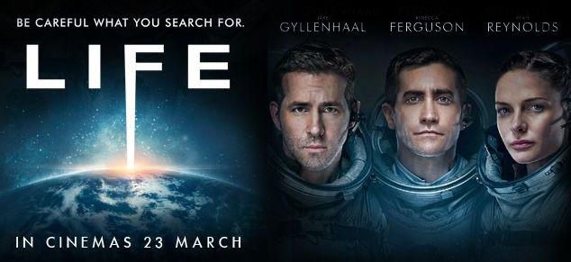Gyllenhaal, Ferguson, Reynolds