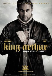 KRÓL ARTUR: LEGENDA MIECZA / KING ARTHUR: LEGEND OF THE SWORD (2017)