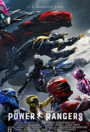 POWER RANGERS / SABANS POWER RANGERS (2017)