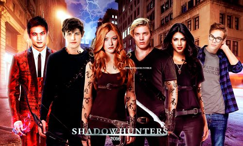 Shadowhunters - sezon 2