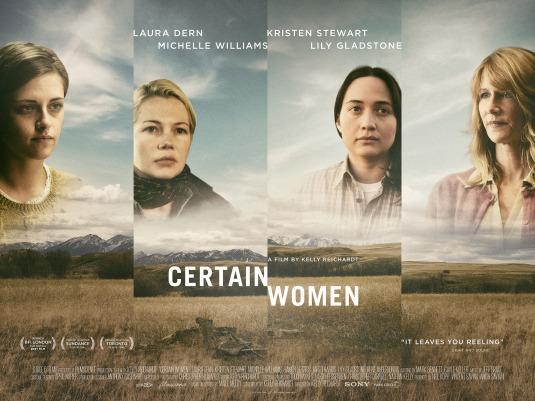KOBIECY ŚWIAT / CERTAIN WOMEN (2016)