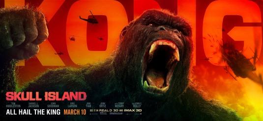 Kong: Wyspa Czaszki / Kong: Skull Island (2017)