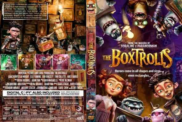Pudłaki / The Boxtrolls