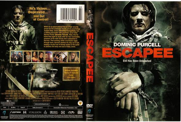 OBSESJA / ESCAPEE (2011)