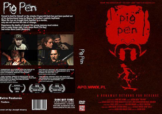 PIG PEN (2016)