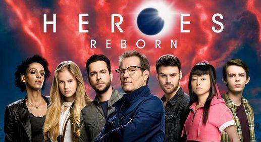 Heroes Reborn – sezon 1