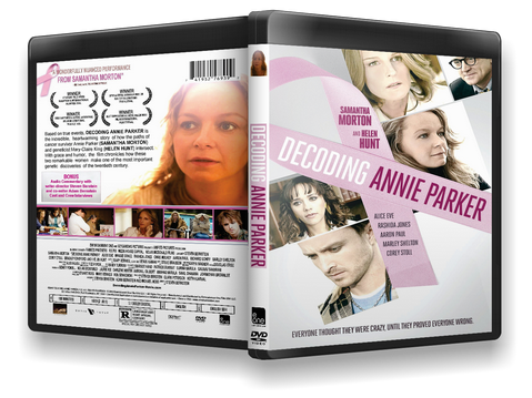 Decoding annie parker dvd cover