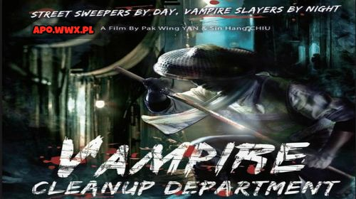 Vampire Cleanup Department (2017)