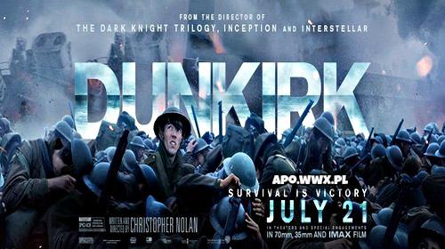 DUNKIERKA / DUNKIRK (2017)