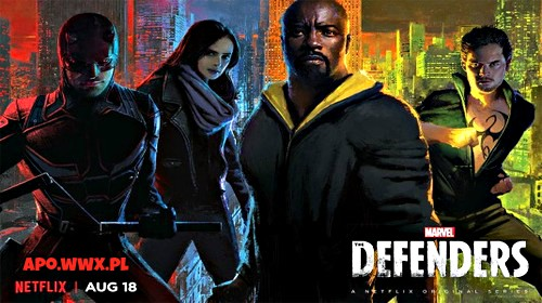 The Defenders – sezon 1