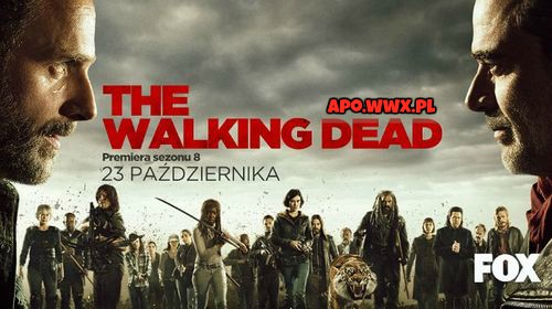 The Walking Dead – sezon 8