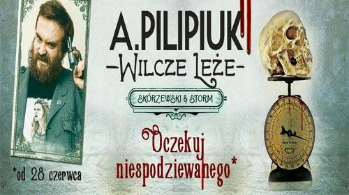Pilipiuk Andrzej – Wilcze Leże