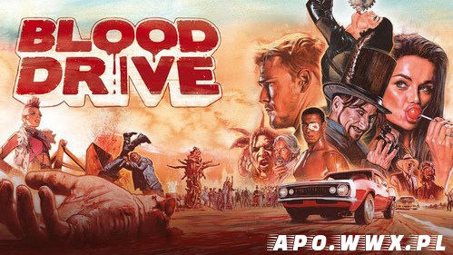 Blood Drive – sezon 1