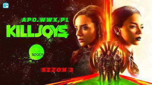 Killjoys – sezon 3