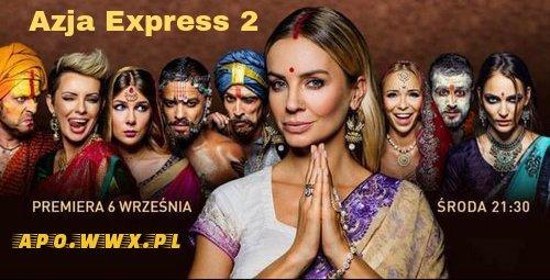 AZJA EXPRESS – sezon 2