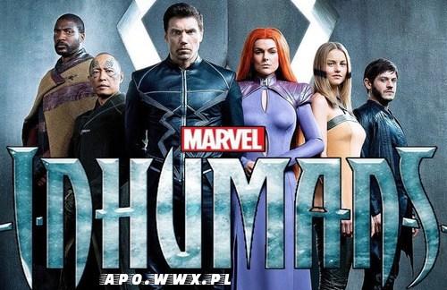 Inhumans ▷ sezon 1