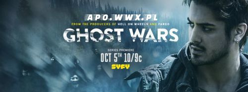 Ghost Wars ▷ sezon 1