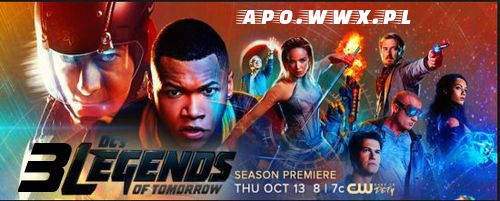 Legends of Tomorrow ▷ sezon 3