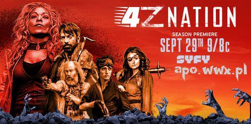 Z Nation ▷ sezon 4