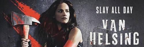 Van Helsing ▷ sezon 2