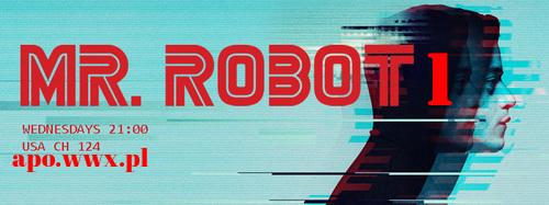 Mr Robot – sezon 1 + 2