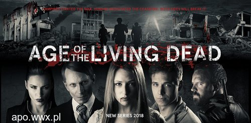 Age of the Living Dead – sezon 1