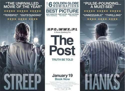 Hanks, Streep, Paulson