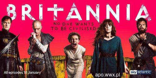 👉🏻 Britannia – sezon 2